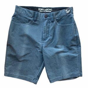 BILLABONG Submersibles Curdoroy Shorts - Size 28
